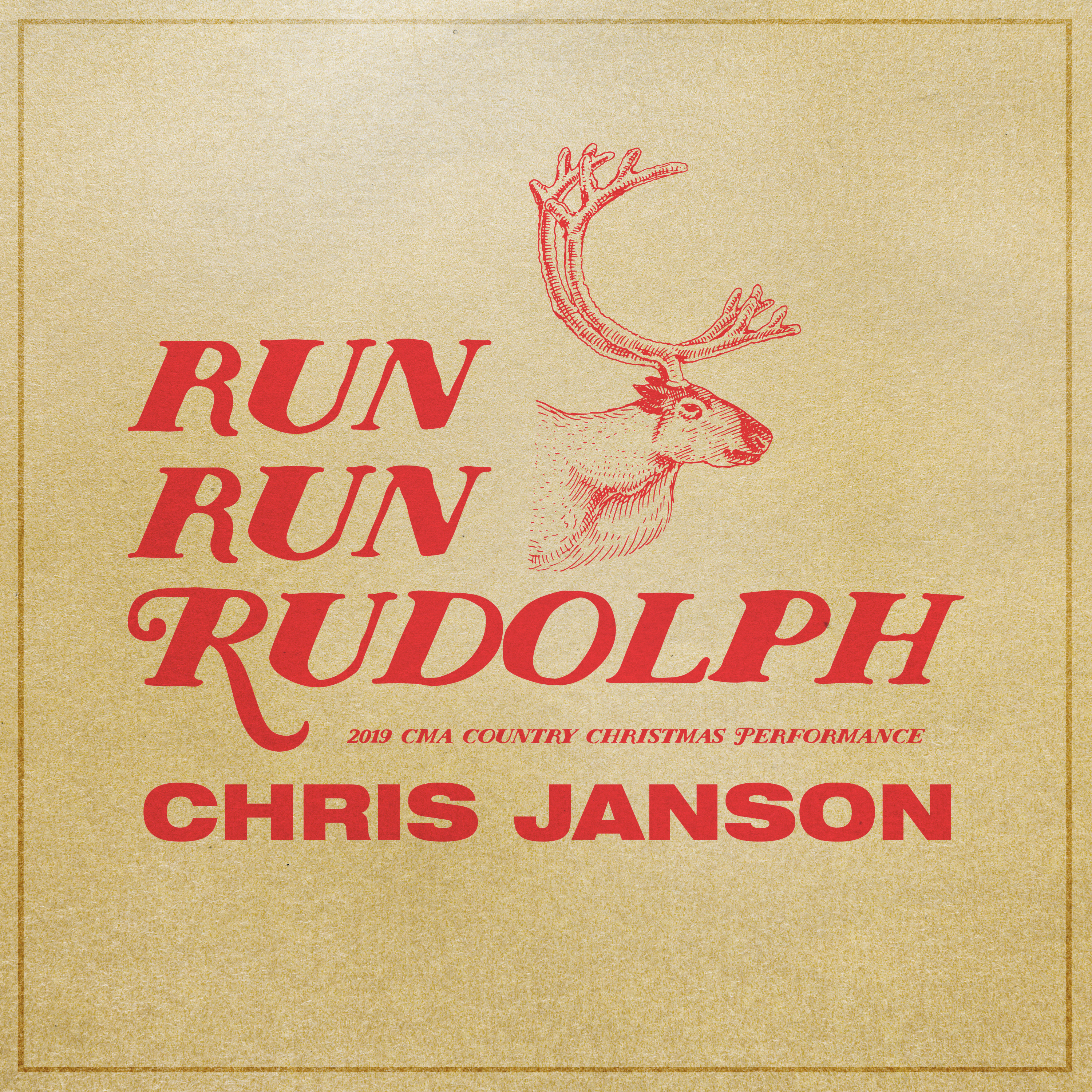 Chris Janson - Run Run Rudolph