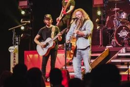 CHRIS JANSON PACKS RYMAN AUDITORIUM WITH REAL FRIENDS FOR SOLD-OUT SHOW