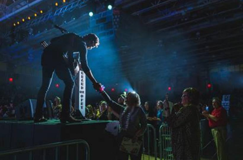 "FROM FAN MOMENTS TO PHILANTHROPY: CHRIS JANSON'S MISSION TO SPREAD GOOD VIBES IS NEVER ""DONE"""